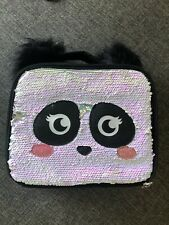 Justice Panda Lunch Box/bag
