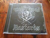 Motorhead Bastards CD