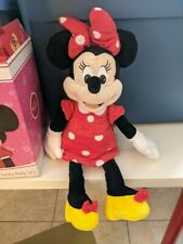 Scentsy Buddy Minnie Mouse / Used In Box scent pack great condition