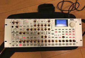 Gebraucht Korg RADIAS Analog Modellieren Synthesizer Mit Weiche Tasche Japan