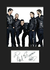 TAKE THAT #2 Signed Photo Print A5 Mounted Photo Print - FREE DELIVERY