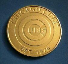 Chicago Cubs Wrigley Field souvenir token