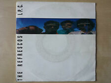 "THE REFRESCOS ""IPC (SMOKE ON THE CONDE"" SPANISH 7"" VINYL / CAPITAN BERNARDEZ"