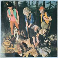 JETHRO TULL THIS WAS LP CHRYSALIS UK 3U/3U MATRIX PORKY CUT EX+ CON PRO CLEANED