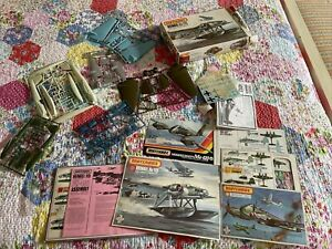 Matchbox Heinkel He 115 Model Kit