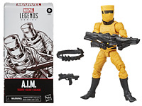 "Hasbro Marvel Legends Series A.I.M. Trooper 6"" Action Figure Army Builder"