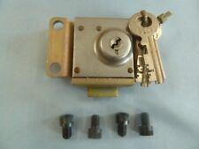 Northern Electric Payphone Lock NE-22 QC w/2 Keys Western Electric Telecom AT&T