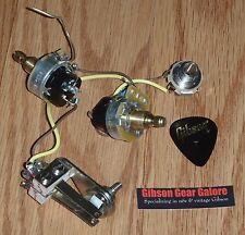 Gibson Explorer Pot Control HP Assembly CTS Potentiometer Push Pull Guitar Parts
