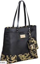 NEW Versace  Tote Bag/Purse with matching coin purse and dust bag must see
