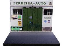 Diorama présentoir Mercedes Portugal - Ferreira-Auto - 1/43ème - #43-2-A-A-047