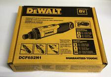 "DeWALT DCF682N1 8V Max Cordless Li-Ion 1/4"" Gyroscopic Inline Screwdriver Kit"