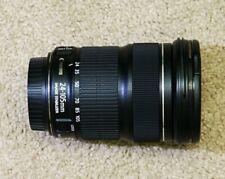 Canon 24-105 Caps, Filter