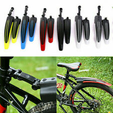 Bicycle Cycling Front Rear Mudguards Mud Set Mountain Bike Tire Fenders DIY
