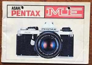 Pentax ME - Anleitung