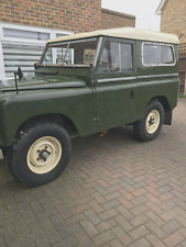 land rover classic cars for sale ebay1958 series 2 land rover 2 5 na diesel