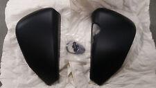 HARLEY DAVIDSON XL SPORTSTER SIDE COVER KIT BLACK DENIM 66263-10BYM