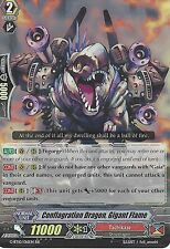 CARDFIGHT VANGUARD CARD: CONFLAGRATION DRAGON, GIGANT FLAME - G-BT10/016EN RR
