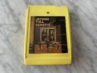 Jethro Tull Benefit 8-Track Tape Chrysalis/Reprise 8RM 6400 Ian Anderson RARE!