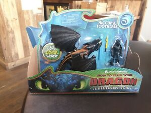 How to Train Your Dragon - Hiccup and Toothless Action Figure Set