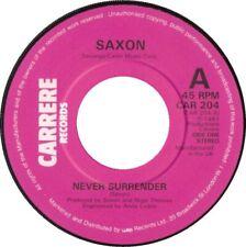 Saxon – Never Surrender, Dinked Copy 💋💋💋❤❤