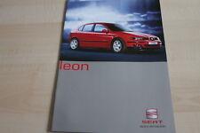 138437) Seat Leon Prospekt 03/2001