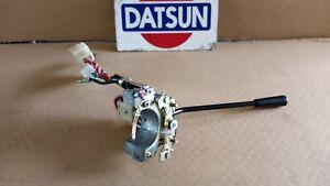 Datsun 69 - 8.71 240z  RESTORED Turn Signal Switch