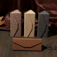 Foldable Sunglasses Case Glasses Box Ecofriendly Eyewear Protector Container