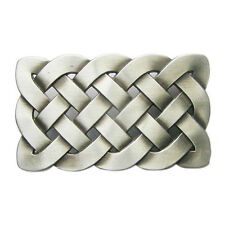 Original Western Celtic Keltic Cross Knot Belt Buckle