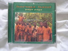 HOROYA BAND Paya Paya 1 CD Syliphone Years Guinea 70s 80s Golden Era