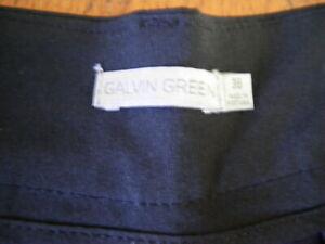 Beautiful Galvin Green Ladies Shorts. Black. Size 36. (14)