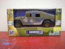 WowToyz Classic Armour Humvee 1:43 1/43 Diecast WT-43HV