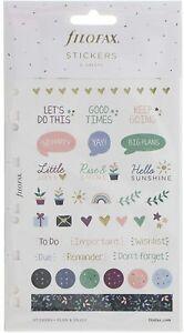 Filofax Garden Stickers Multi-fit (Personal & A5) Refill 132741