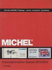Michel ATM /  Automatenmarken - Spezial - Katalog 2013/2014, 7. Auflage