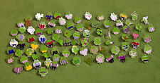 Limited Edition MWC Android Pin badge WHOLE SET of 75pcs Rare Find in Shop