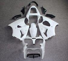 HTTMT Unpainted Fairing Kit For Kawasaki ZX 6R 2000-2002 / 636 00-02