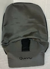 Quinny Buzz 2nd Stage Seat Cover - Dark Grey - Great Condition