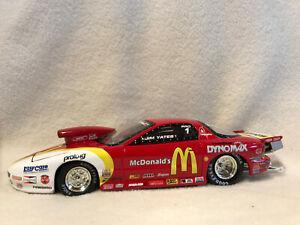 Action W30345 Jim Yates #1 McDonald's Pro Stock 1/24 Scale