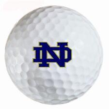 Notre Dame Fighting Irish Titleist ProV1 Refinished NCAA Golf Balls 12 pack