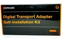 Comcast Digital Transport Adapter Self-Installation Kit DCl1011COM - New In Box