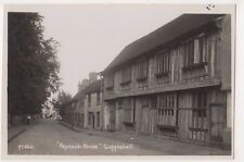 Paycock House Coggeshall Essex RP Postcard #2, B739
