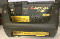 Amprobe G3000 With Cable  Condition Is Used
