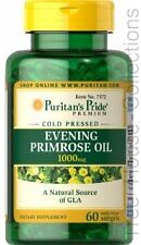 Treehousecollections: Puritans Pride Evening Primerose Oil 1000mg, 60 softgels