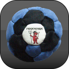VORTEX TOP FOOTBAG 32 PANEL SAND FILLED Hacky Sack
