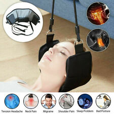 Head Hammock Relief Neck Pain Muscle Shoulder Stretch Cervical Traction Pillow