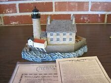 2003 Harbour Lights #660 Rear Range South Channel-St. Clair, Michigan-Signed