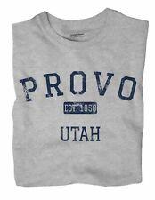 Provo Utah UT T-Shirt EST
