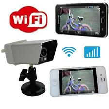 Portable WiFi Backup Camera for iPhone Android for back-up hitch up Multi-Use