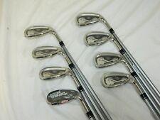 New RH Wilson Staff C200 Iron set 4-GW Irons Aldila Rogue Regular flex Graphite