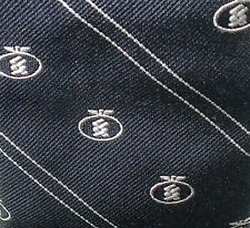 Union Bank Tie Mens Hand Sewn Robert Talbott Designer Vtg Necktie