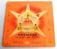 Jean A. MERCIER. Anémone au pays des étoiles. Editions Marcus 1946. EO.
